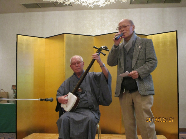 宮嵜さんと下浦さんのコラボ
